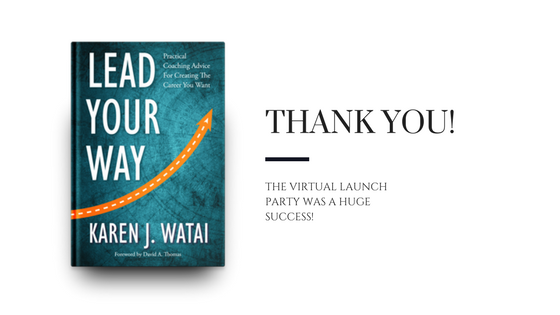 The Virtual Launch Party was a huge success!
