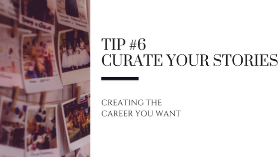 Creating the Career You Want – Tip #6