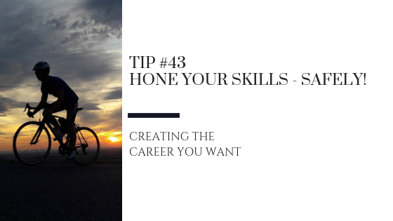 Creating the Career You Want – Tip #43